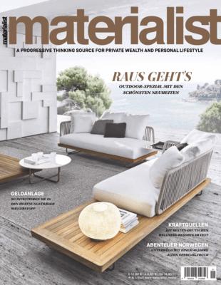MATERIALIST Ausgabe 18 inkl. Versandkosten Ausland