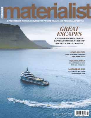 MATERIALIST Ausgabe 20 inkl. Versandkosten Inland
