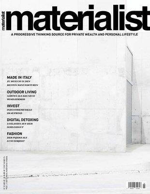 MATERIALIST Ausgabe 3 inkl. Versandkosten Ausland