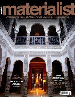 MATERIALIST Ausgabe 4 inkl. Versandkosten Ausland