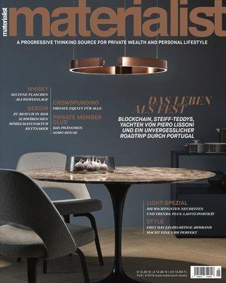 MATERIALIST Ausgabe 9 inkl. Versandkosten Ausland