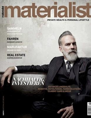 MATERIALIST Ausgabe 1 inkl. Versandkosten Ausland