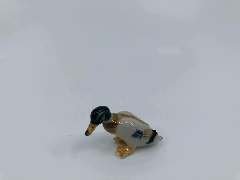 Miniature Ceramic Ducks