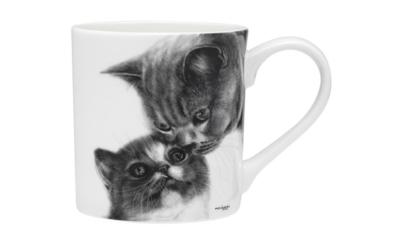 Mother's Love Cat Mug by Ashdene
