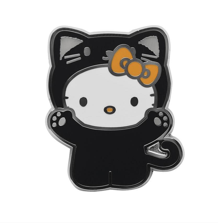 Kitty Cat Costume Enamel Pin by Erstwilder