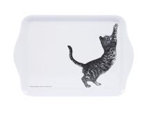 Cat Scratching Sandwich Tray by Ashdene