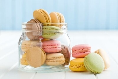 French Macarons 1 Dozen