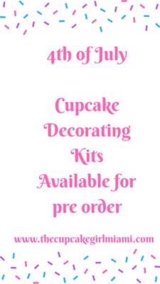 Halloween Cupcake Decorating Kit