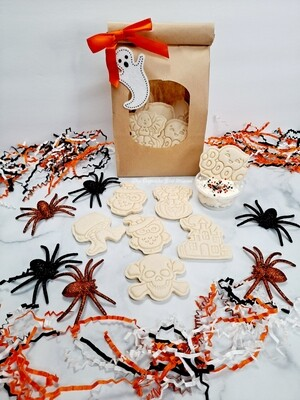 Halloween Dunk-a-Boos Mini Cookies