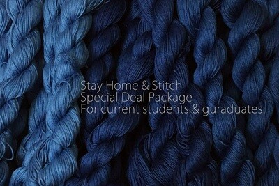 Stay Home & Sashiko Special | Store Credit Package
