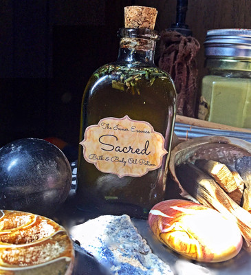 Sacred Bath & Body Oil Serum