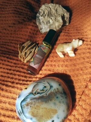Ground Aroma Oil