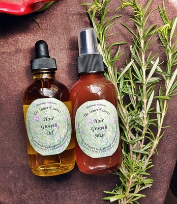 Hair Growth Oil & Mist