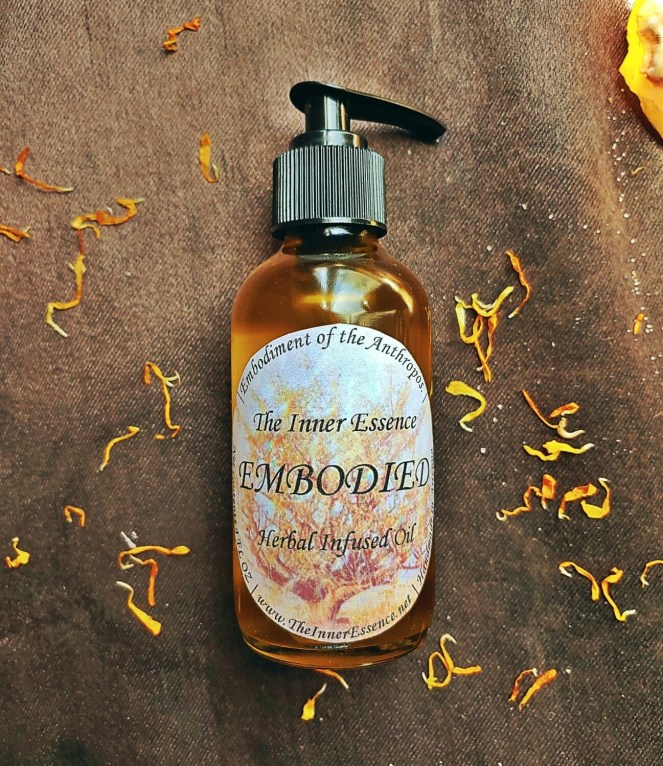 Embodied Herbal Oil
