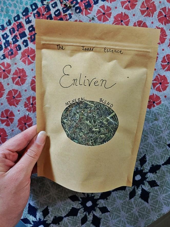 Enliven Mineral Tea