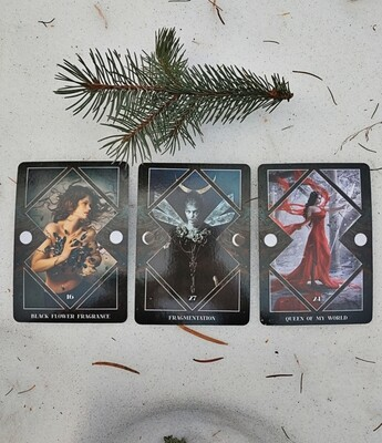 Shadow Work Oracle Reading