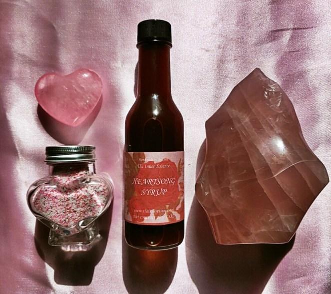 Heartsong Syrup