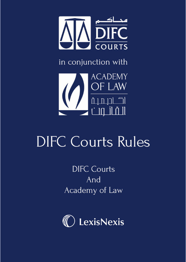 DIFC Courts Rules Set