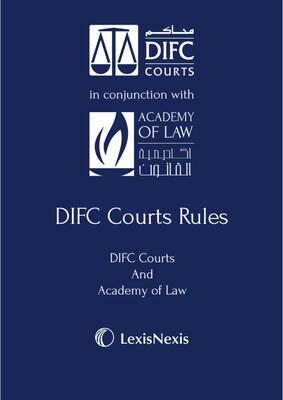 DIFC Courts Rules Set
