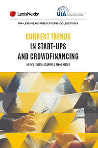 Current Trends in Startups and Crowdfinancing