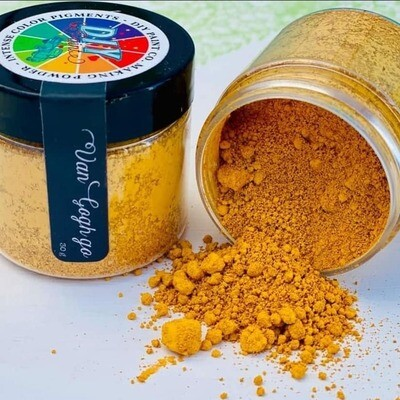 Pre-order - Van Gogh Go - gold - Maker Powder by DIY Paint Co.