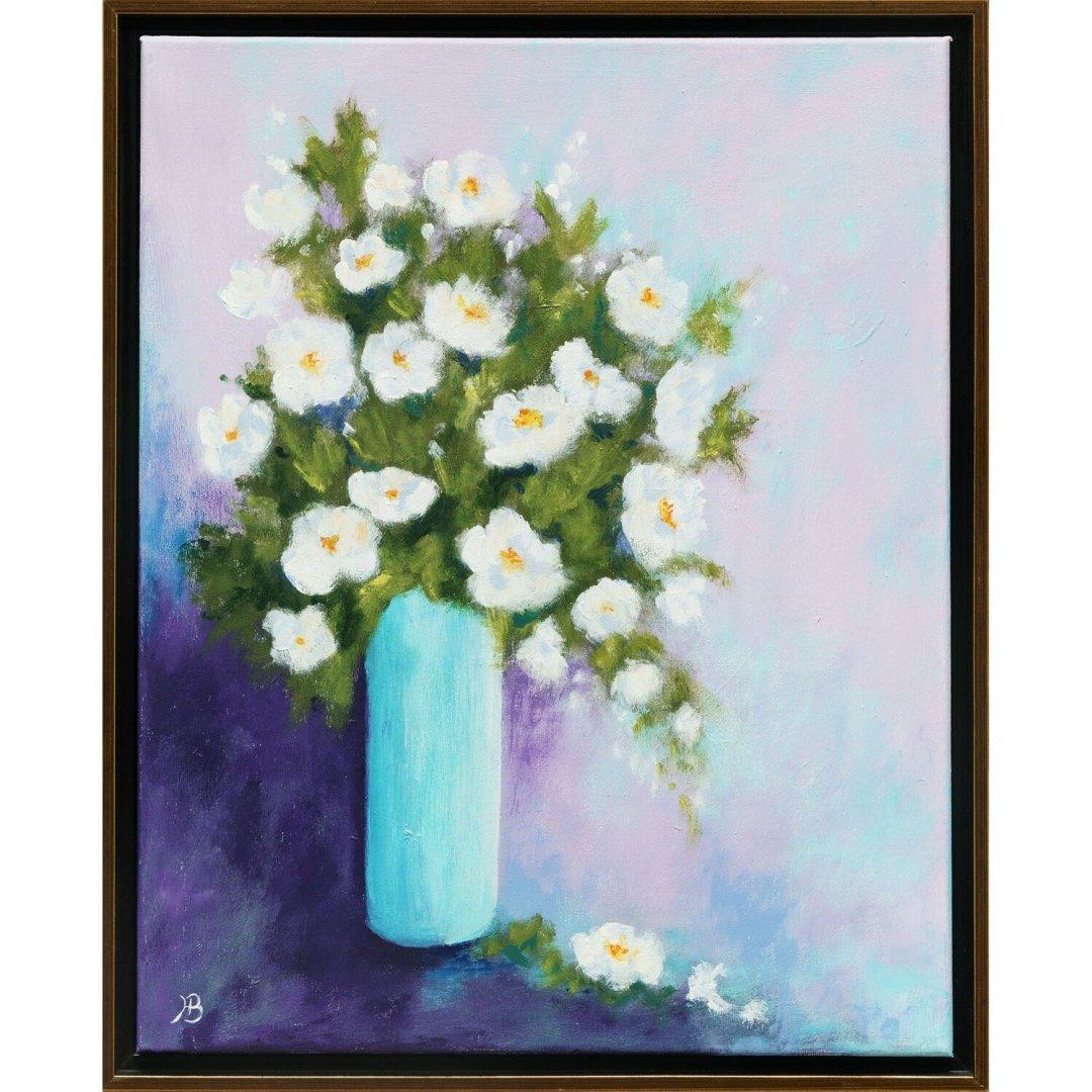 Spring Bouquet -- Hilda Bordianu