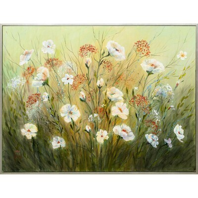 Fantasy Flowers IV  -- Lois Haskell