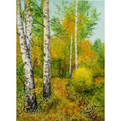 Birch Dreams -- Leanna Leitzke