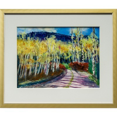Aspen Trees -- Joan Frey