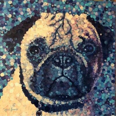 Pug Face -- Heidi Barnett
