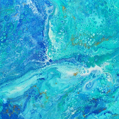 Ocean Tide -- Leanna Leitzke