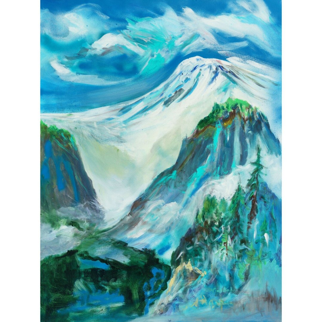 Angels Over the Mountain -- Forrest Goldade