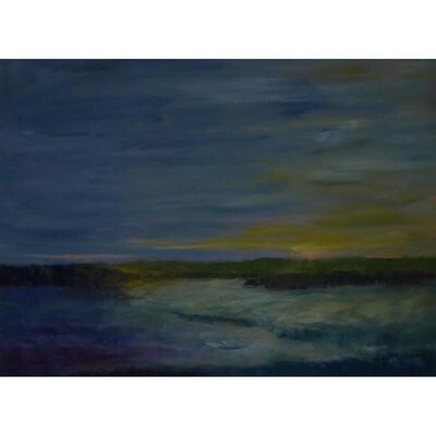Luminous Sea -- Irena Jablonski