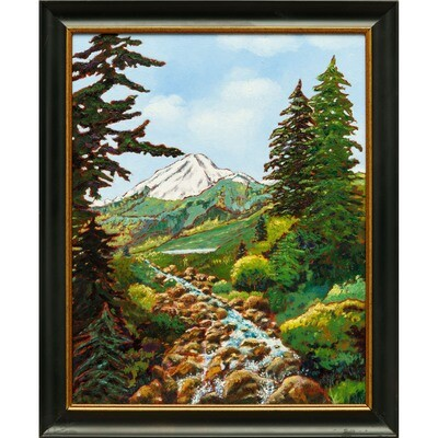 Mountain Stream -- Ginger Carter