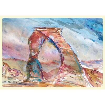 Petroglyphs Under Southern Skys -- Forrest Goldade