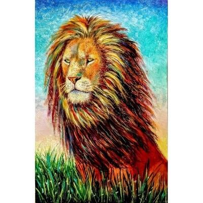 Lion King -- Leanna Leitzke