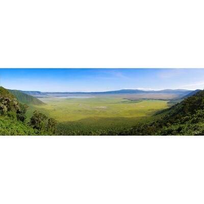 Ngorongoro Crater -- Jeff Lane