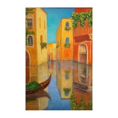 Venice-II -- Leanna Leitzke