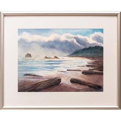 After the Storm -- Nancy R. Bradley