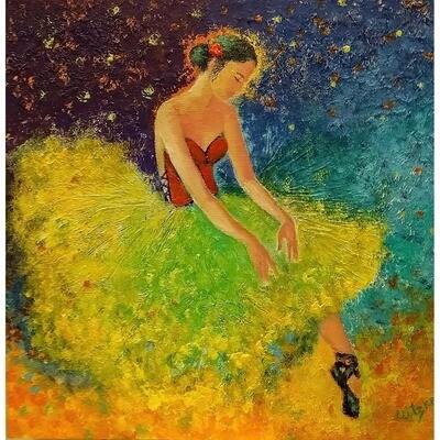 Ballerina II -- Leanna Leitzke
