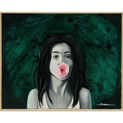 Bubblegum Girl -- Sobia Shuaib