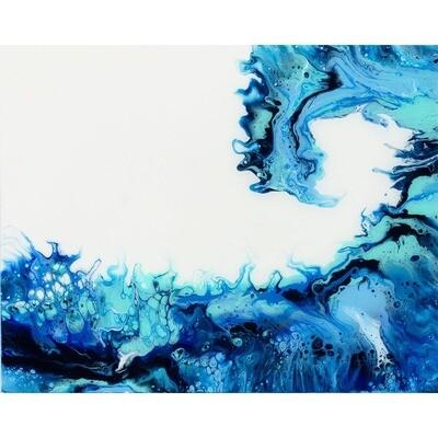 Ocean Wave -- Piyush Arora
