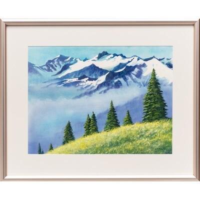 Mt. Olympus -- Nancy R. Bradley