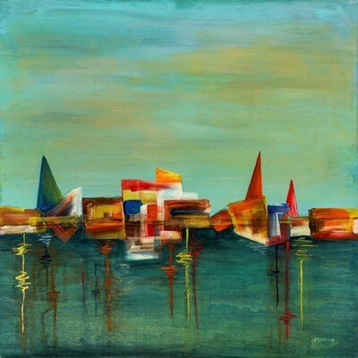 The Waterfront -- Marne Jensen