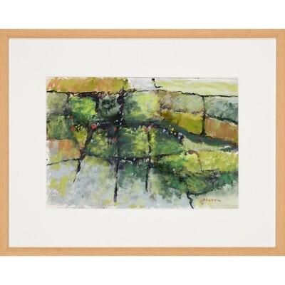 Garden Wall -- Jerry Baldwin