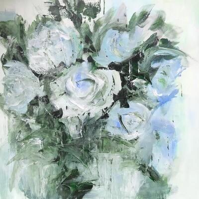 Breezy Blooms -- Anne Waters