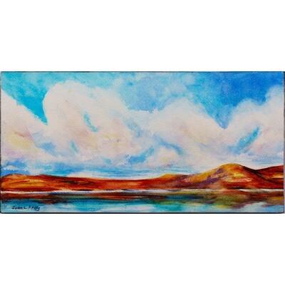 Eastern WA Sky -- Joan Frey