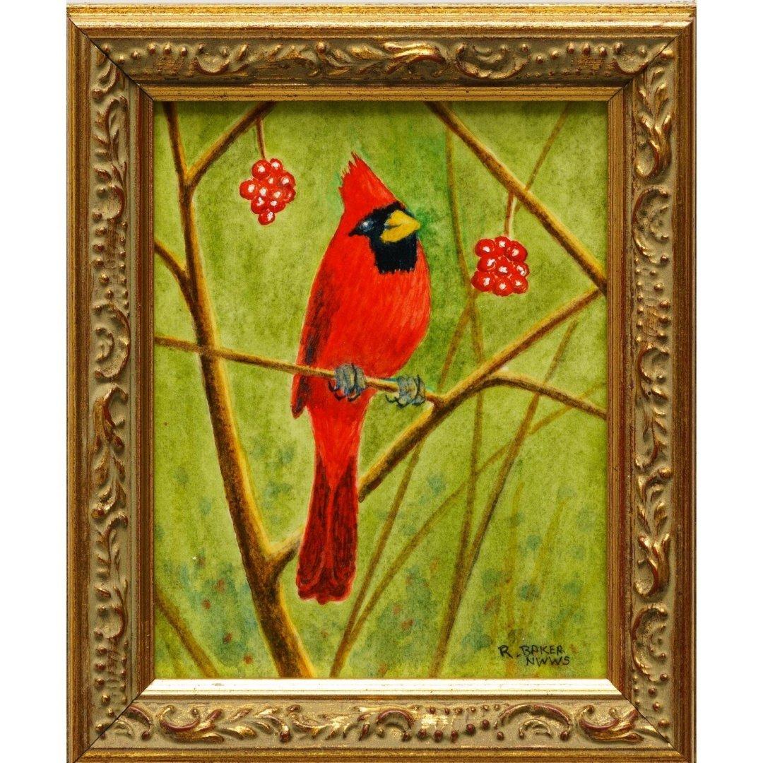 Baker, Roger -- Northern Cardinal