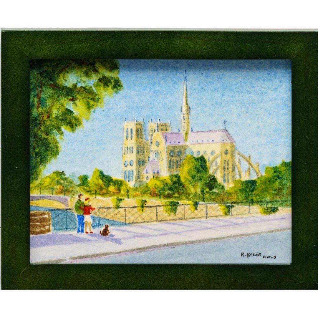 Baker, Roger -- Notre Dame, Remembered