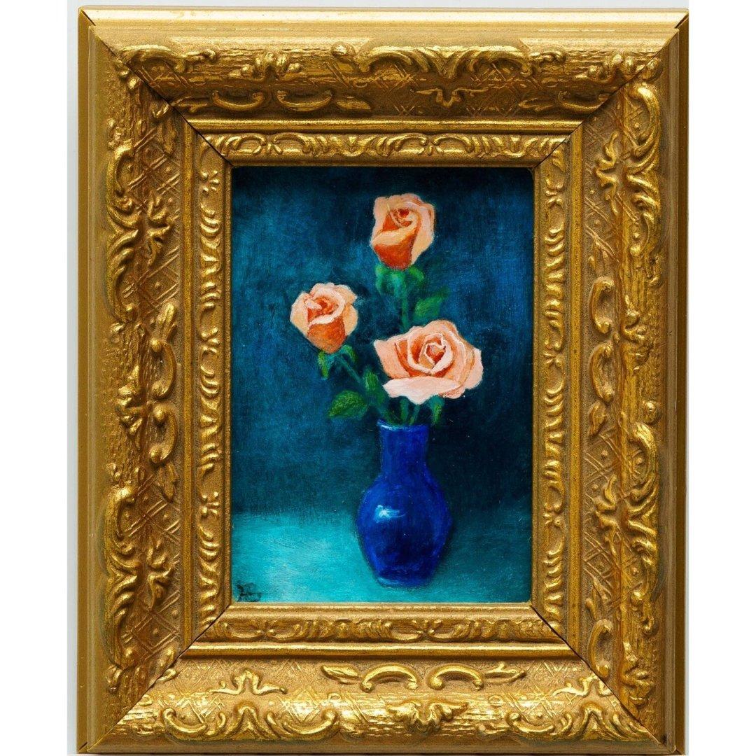 Bordianu, Hilda -- Three Roses